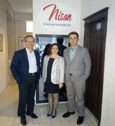 Nisan Bina Tesis Yönetimi ve İnsan Kaynakları